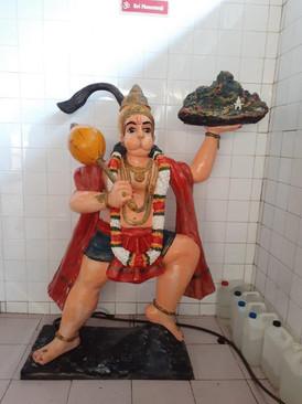 Murti Hanuman