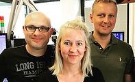 Christoph Hausdorf, Anja Bruker, Simon Jöcker