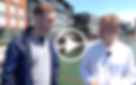 Wer wird Millionär Gewinner Leon Windscheid am Hafen in Münster