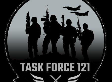 Taskforce 121 Newsletter Issue #001