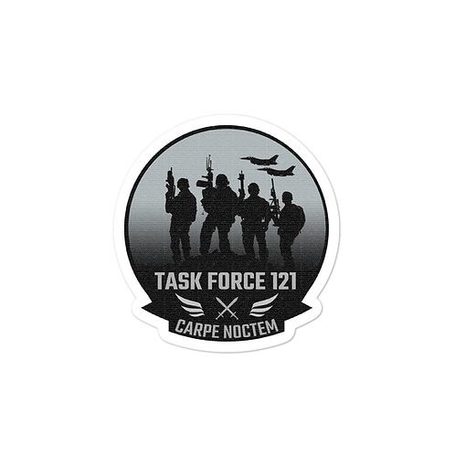 Task Force 121 Decal