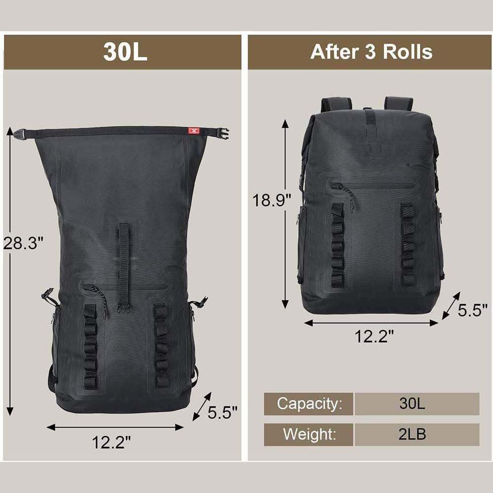 BG EVR-026 Outdoor Hiking Waterproof Bac