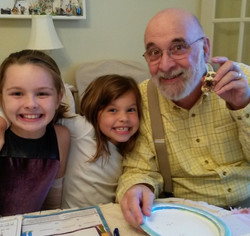 Papa-and-granddaughters