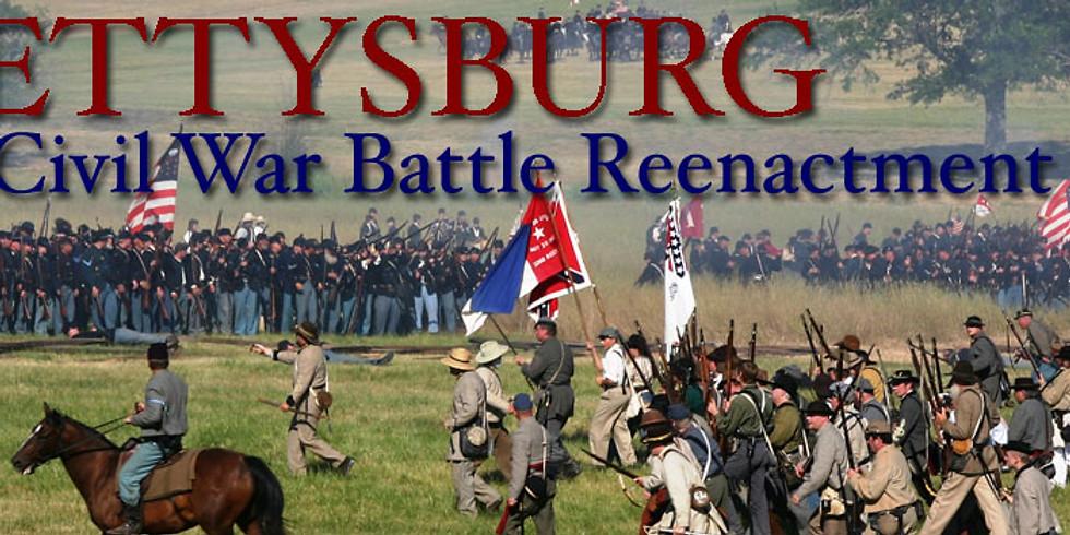 The Terrace Guest House- Civil War-Gettysburg