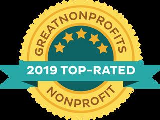 2019 Top Non Profit!