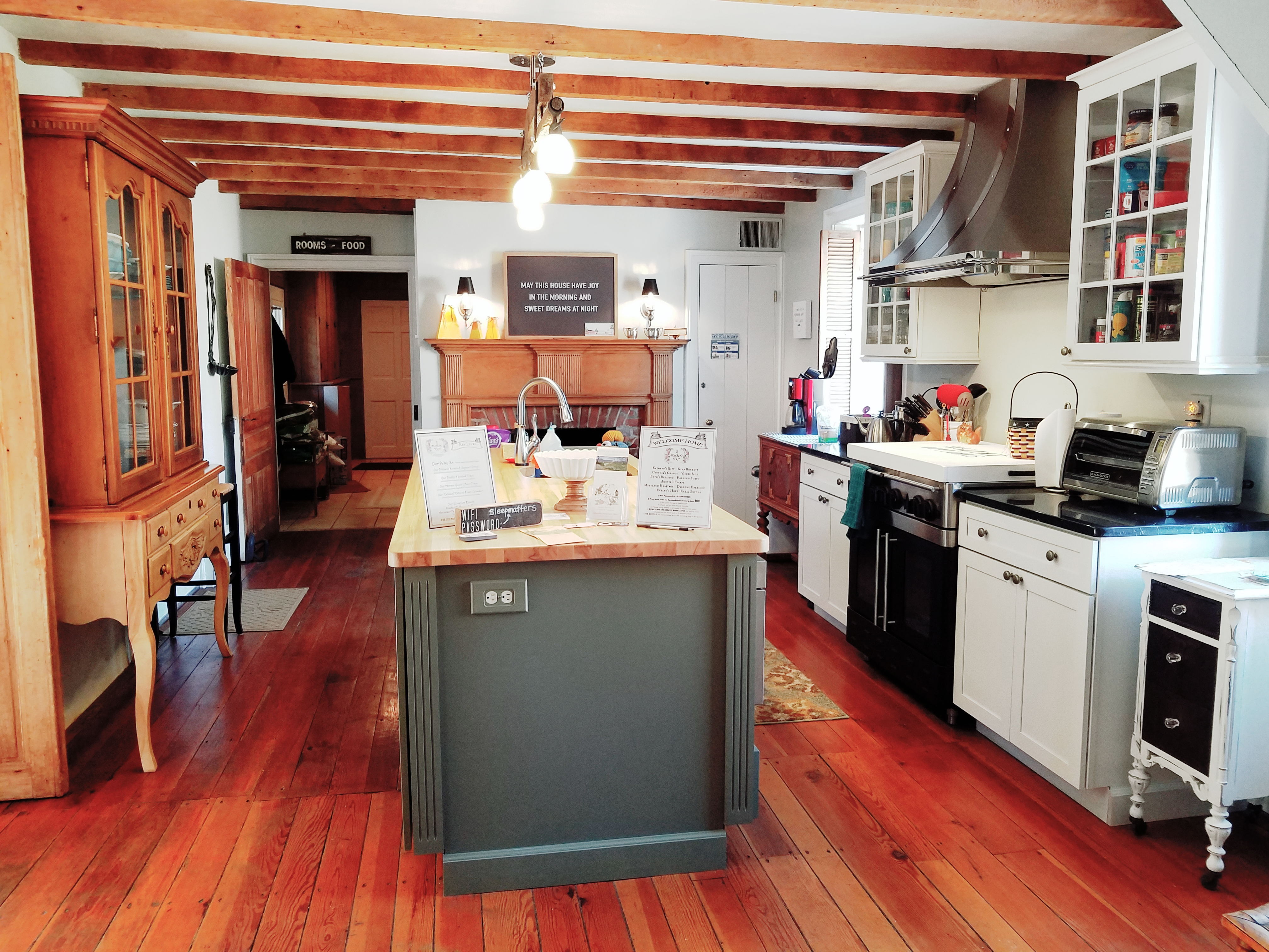 The Terrace Guest House- Spousal Care