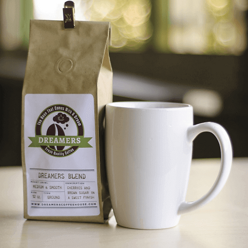 Wake ME Up Blend Coffee