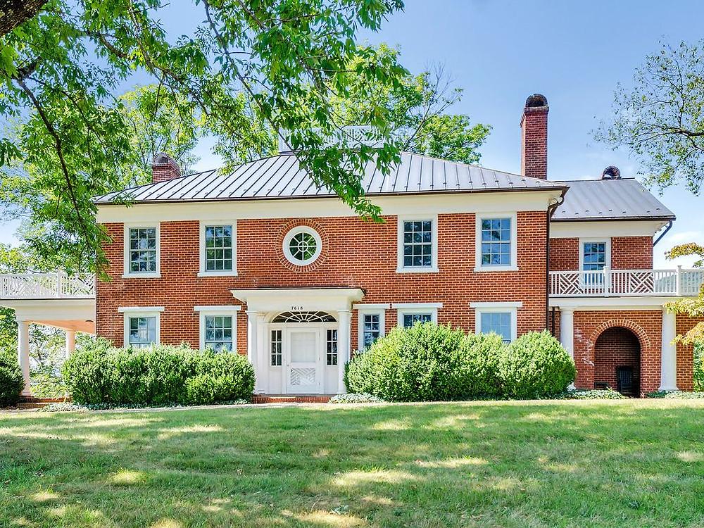 Chiswell Estate, Greenwood, VA