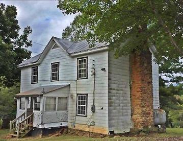 Original 1898 Farmhouse