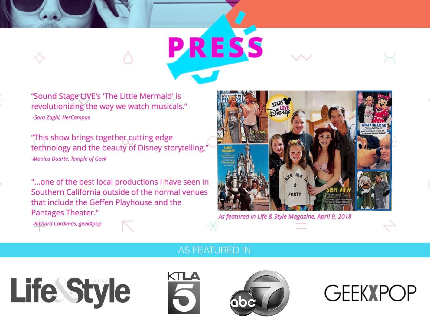 Press Clippings Presentation Slide