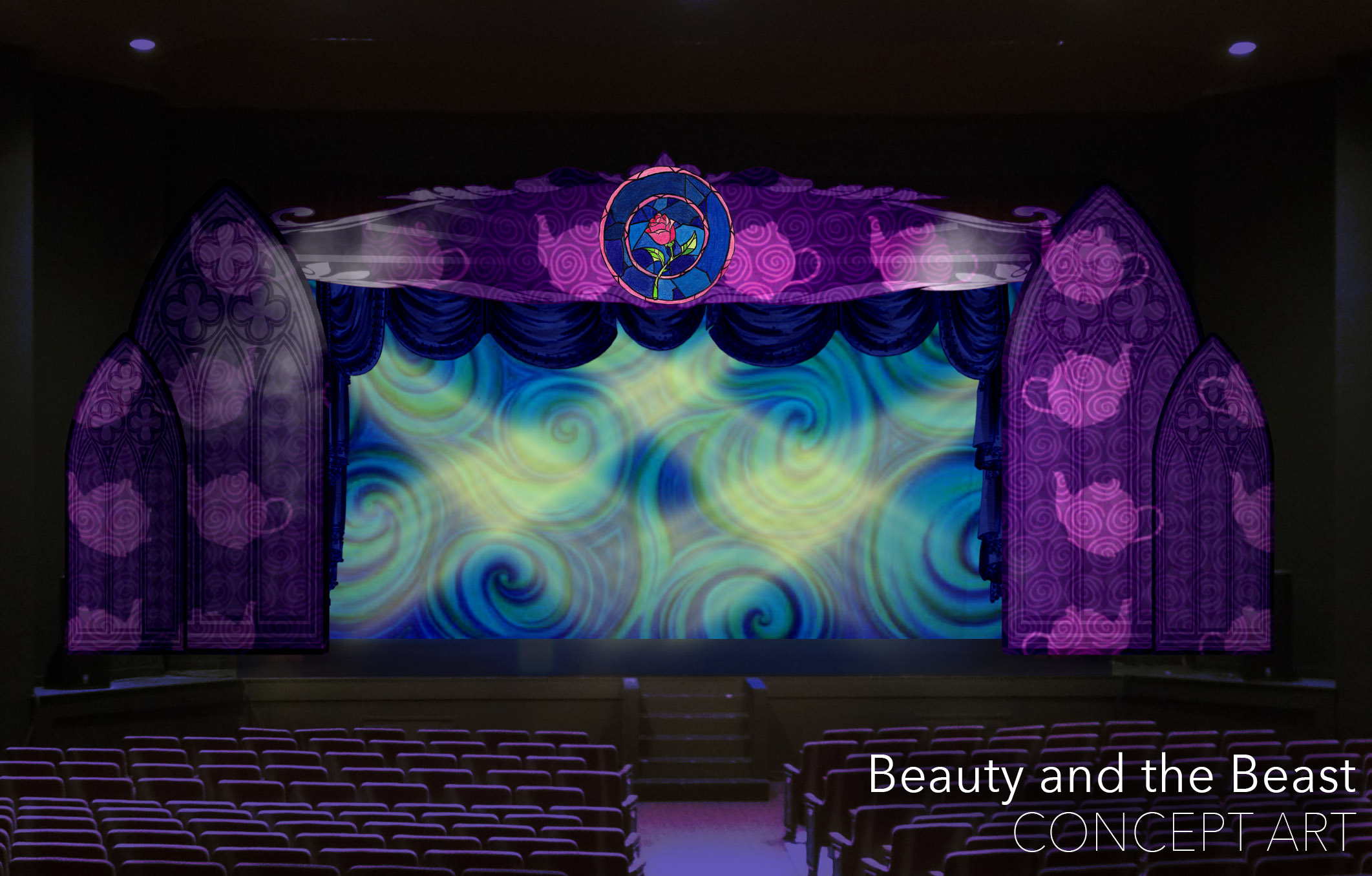 Beauty and the Beast | Rendering