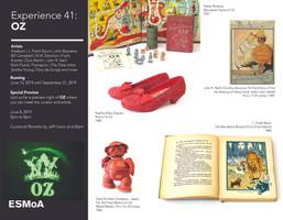 """OZ"" Exhibit Brochure"
