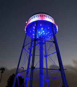4th of July Water Tank