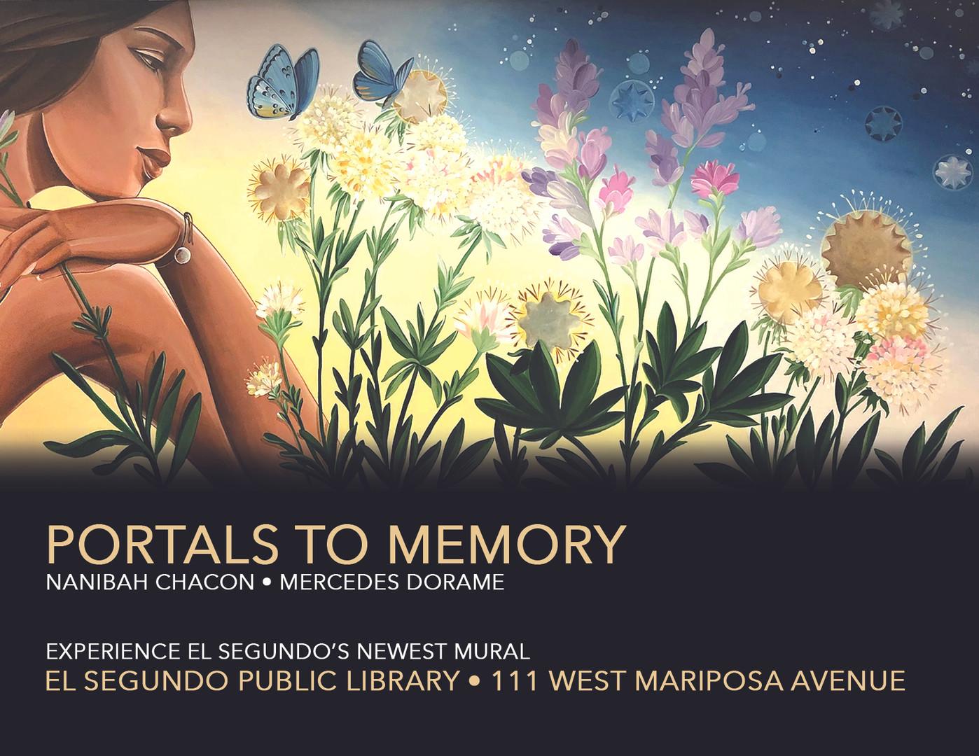 """""""Portals To Memory"""" Postcard"""