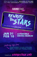 """""""Rewrite The Stars"""" Show Poster"""