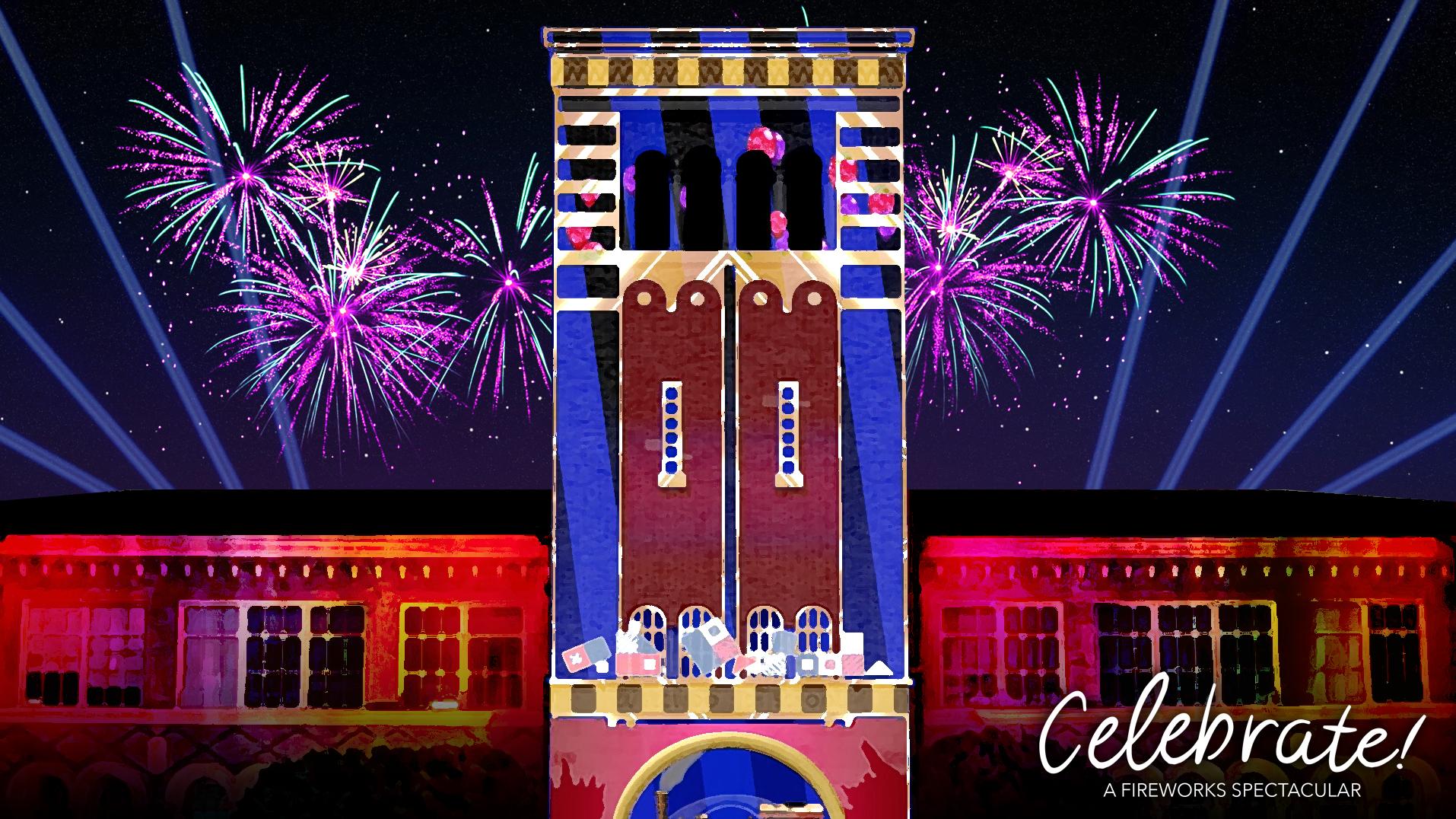 Celebrate! A Fireworks Spectacular