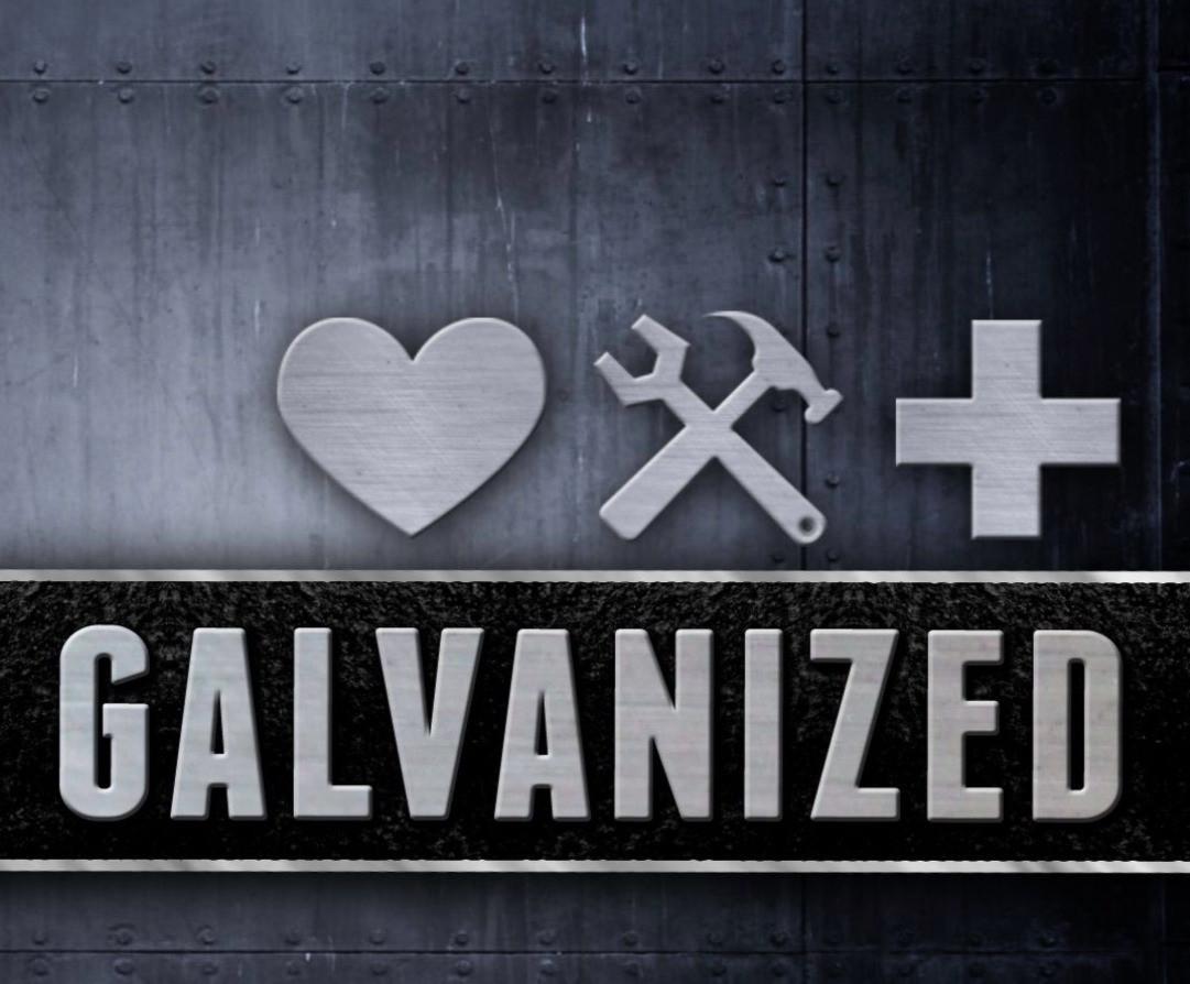 """Galvanized"" Key Art"