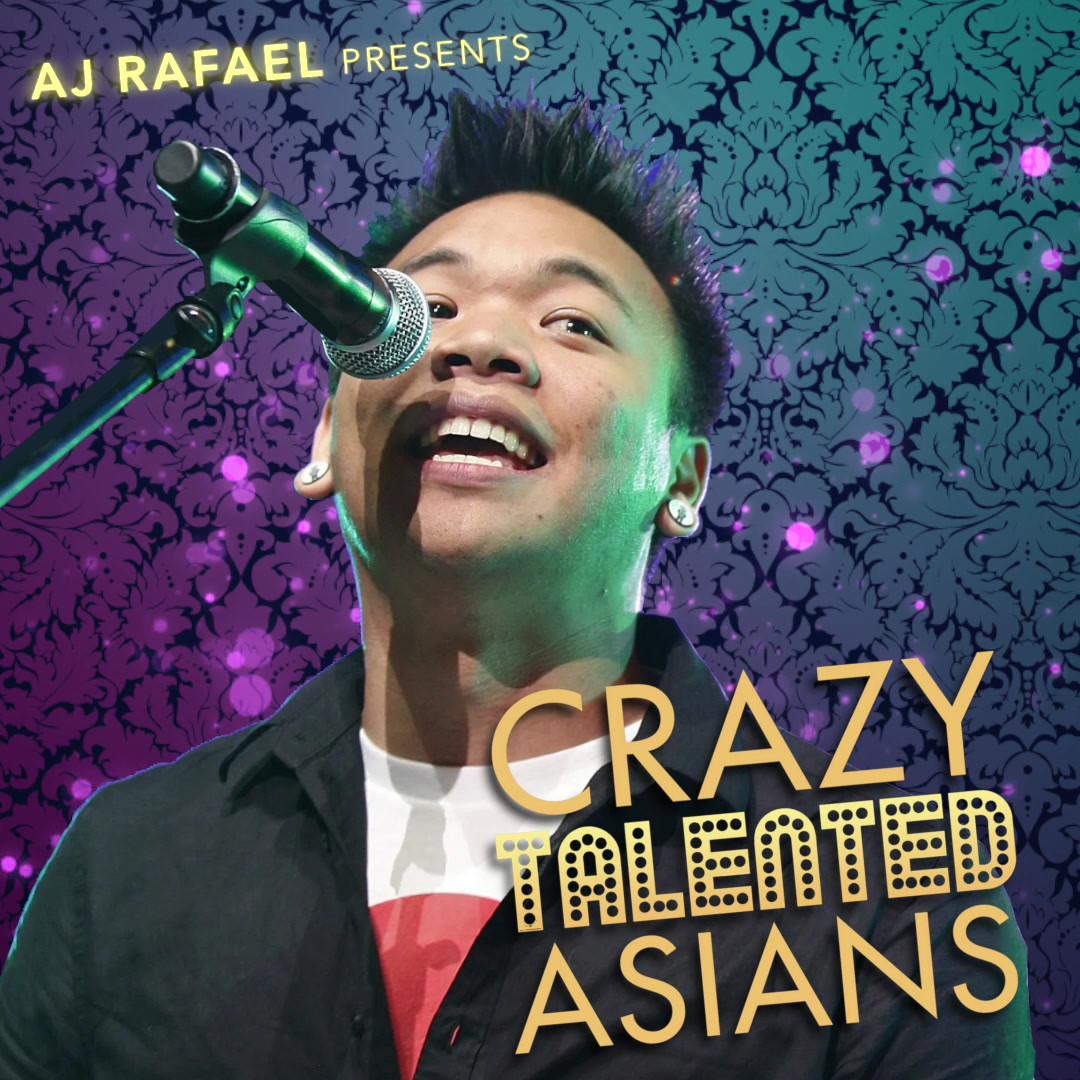 """""""Crazy Talented Asians"""" Social Ad"""