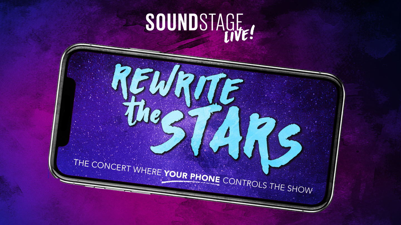 """Rewrite The Stars"" Key Art"