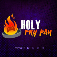 Holy Fry Pan Logo