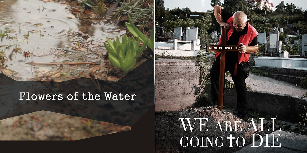 We Are All Going to Die + Flowers Of The Water