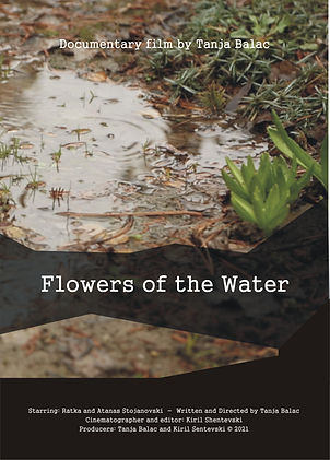 FLOWERS OF THE WATER / ЦВЕЌИЊА НА ВОДАТА