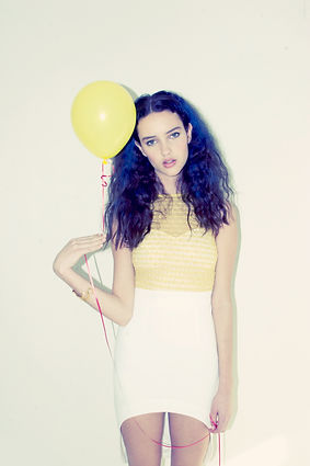 Allegra Houghton by Los Angeles Fashion Photographer Ana Ochoa