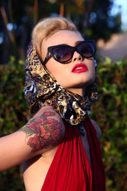 Bryden LA models by Ana Ochoa