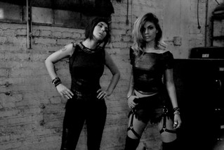 Preview of my photoshoot with Krewella!