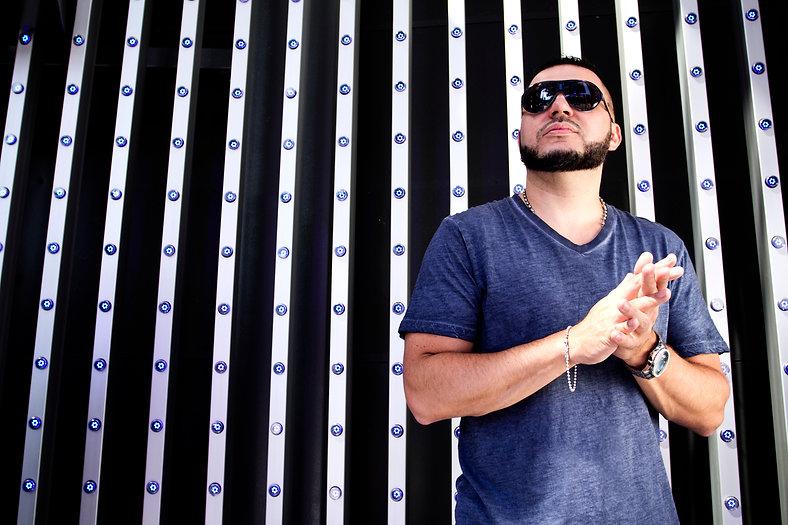 DJ Felli Fel by Ana Ochoa Photo