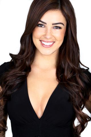 Olivia the Host's Headshot by Ana Ochoa