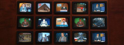 Anchorman 2 International Video Wall