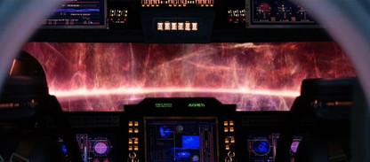 SOLARIS - Transport Ship Controls