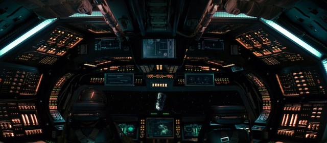 Escape Ship Control
