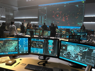 Mission Control Set at Life Foundation