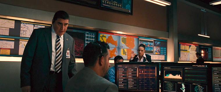 Abduction - CIA Control Room