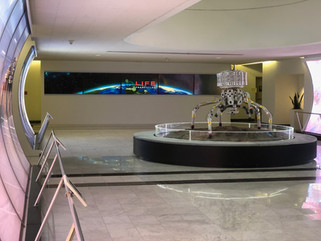 Space Exhibit at Life Foundation