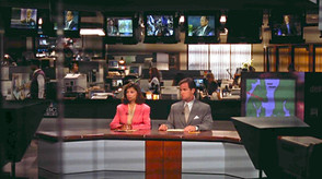 Deep Impact MSNBC set