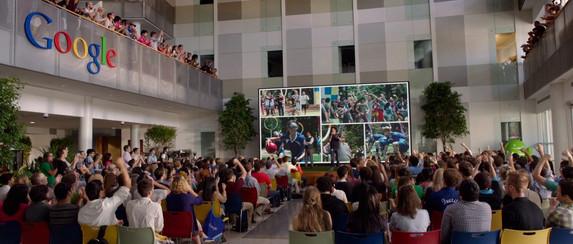 The Internship - Google Presentation