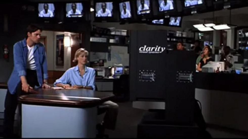 Deep Impact MSNBC Studio
