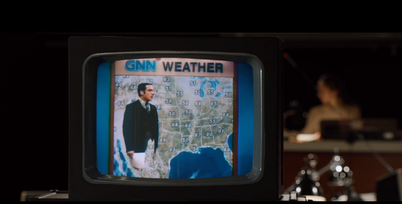 Anchorman 2 Weather Map