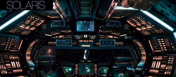 SOLARIS - Escape Ship Cockpit
