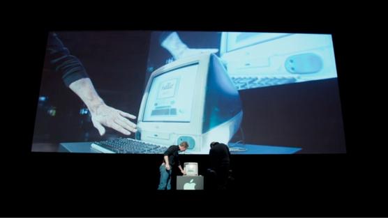 STEVE JOBS - 1998 iMac Launch