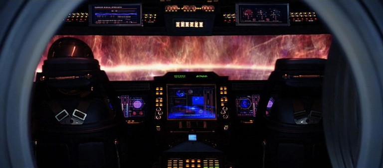 SOLARIS - Pod Cockpit