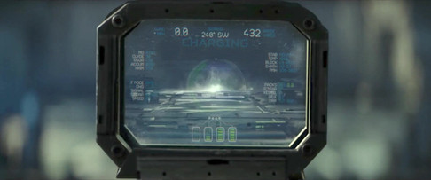 Spectral Rifle Scope