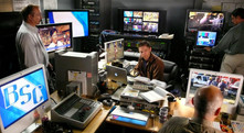 All About Steve Control Room
