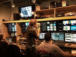 Anchorman 2 Control Room
