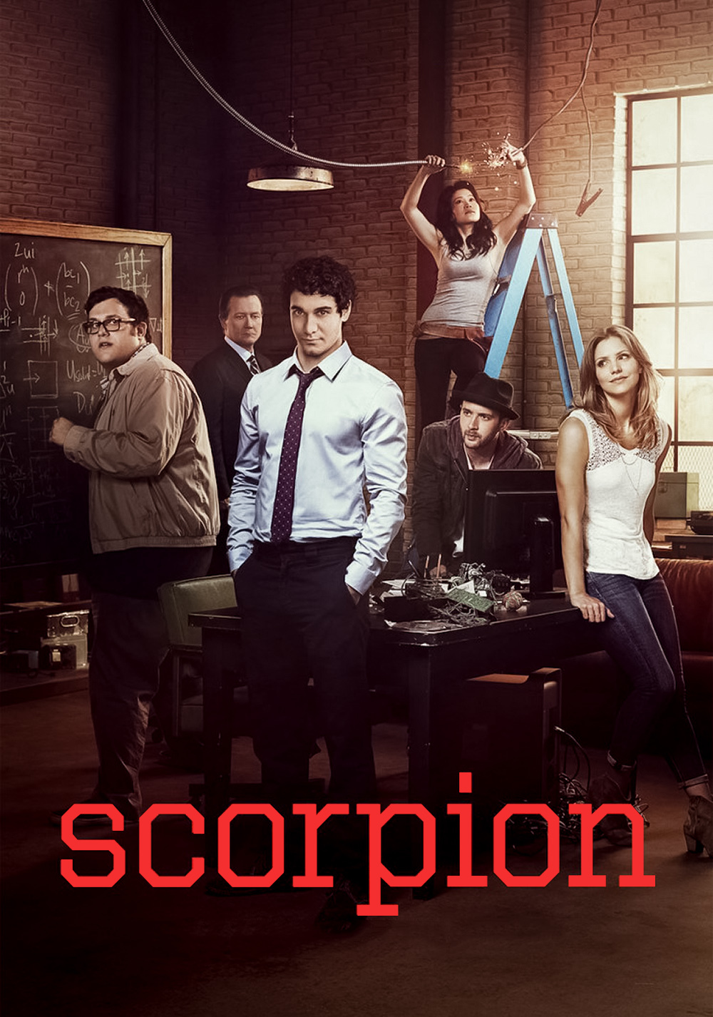 Scorpion TV Pilot