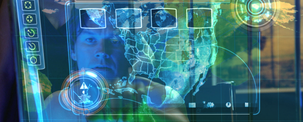 Date Night - Translucent Graphics Display