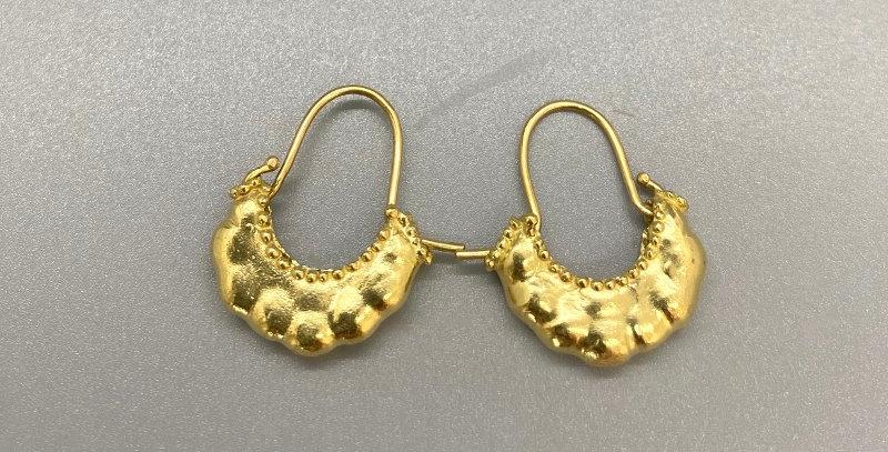 Oriental inspirations earrings